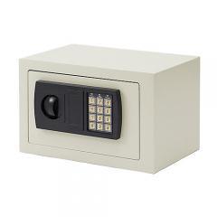 小型電子金庫(マイナンバー・セキュリティ―対策・家庭用・テンキー・鍵式・壁掛け対応・9.9リットル)