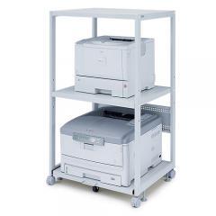プリンター台 キャスター付 (レーザープリンタ対応・W640)